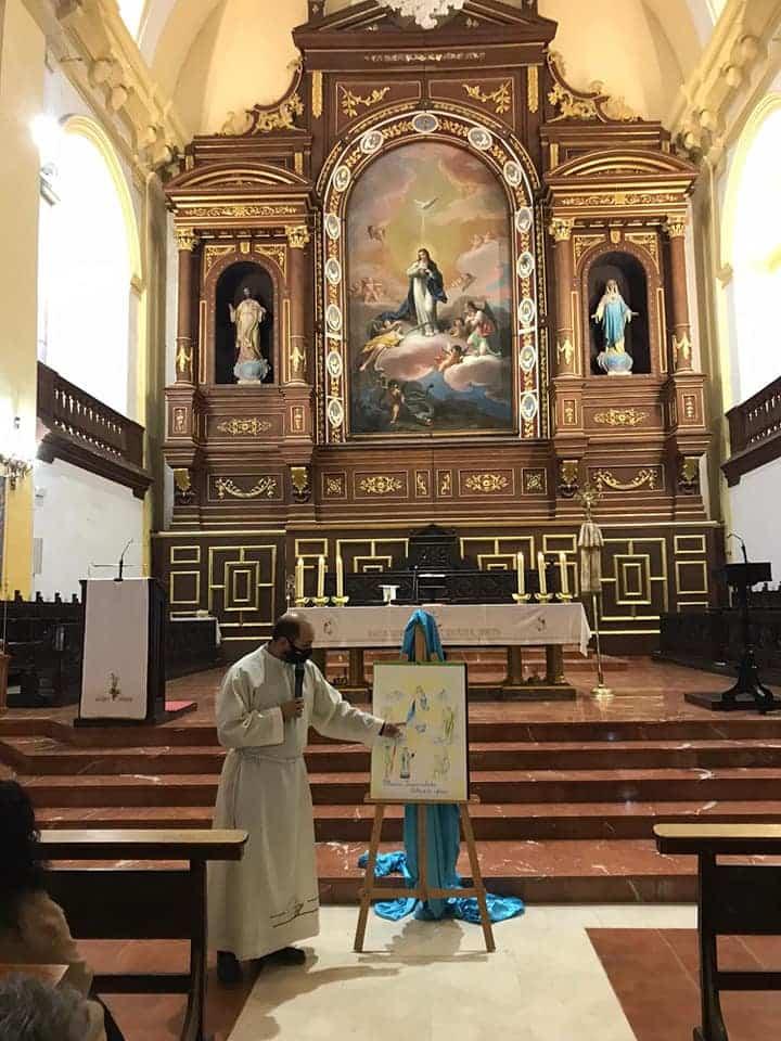 Presentado el cartel y actos en honor a la Inmaculada Concepción 9