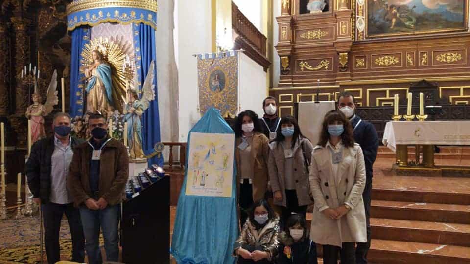 Presentado el cartel y actos en honor a la Inmaculada Concepción 7