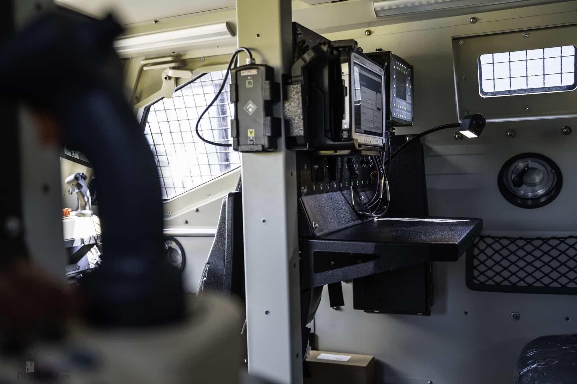 TSD presenta IBERO, un vehículo táctico multipropósito, con adaptabilidad y versatilidad 28