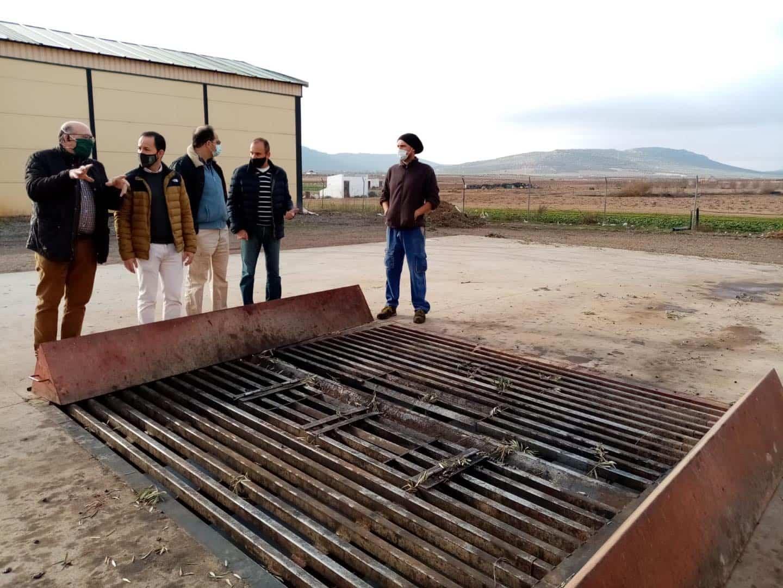 Visita a las instalaciones de la almazara Hercoliva en Herencia 14