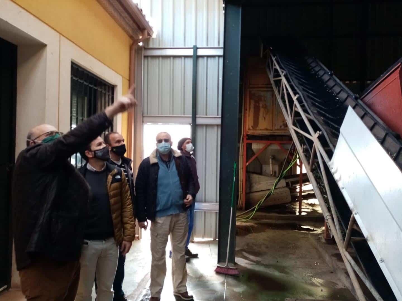 Visita a las instalaciones de la almazara Hercoliva en Herencia 15