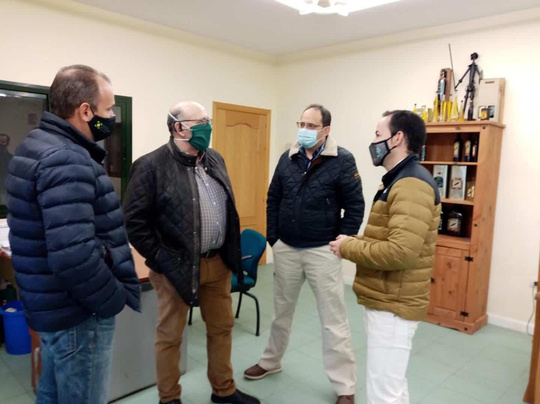 Visita a las instalaciones de la almazara Hercoliva en Herencia 17