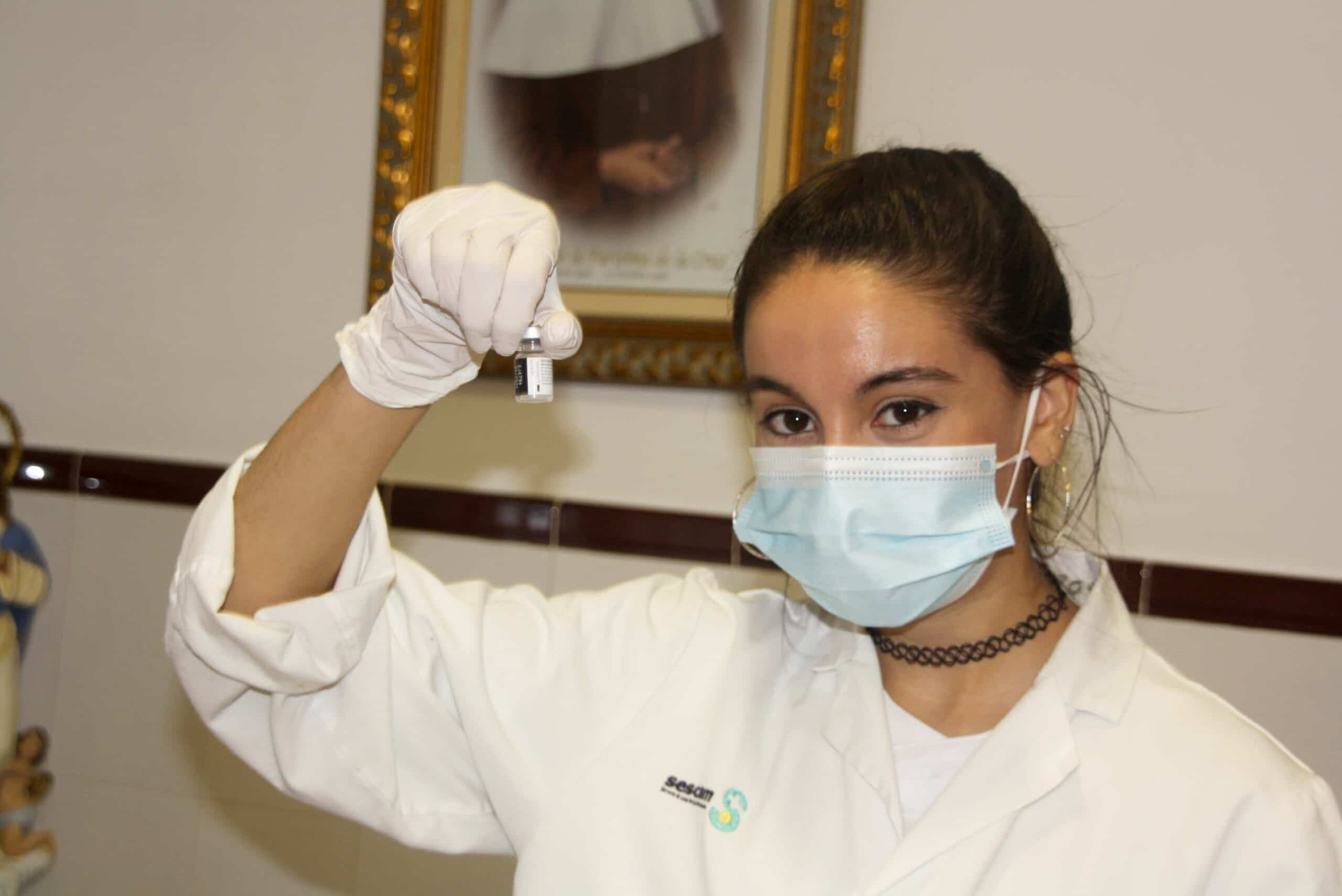 Alcázar de San Juan comienza a vacunar contra el covid-19, pronto llegará a Herencia 3