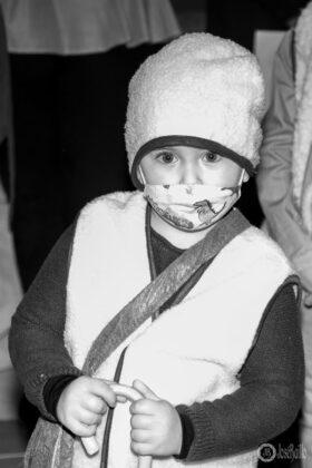 Galería fotográfica del belén viviente y misa de vigilia de Navidad 69