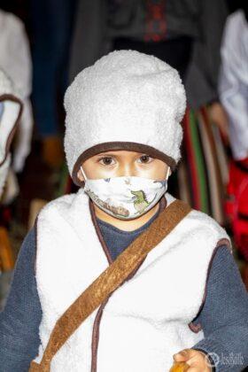 Galería fotográfica del belén viviente y misa de vigilia de Navidad 43