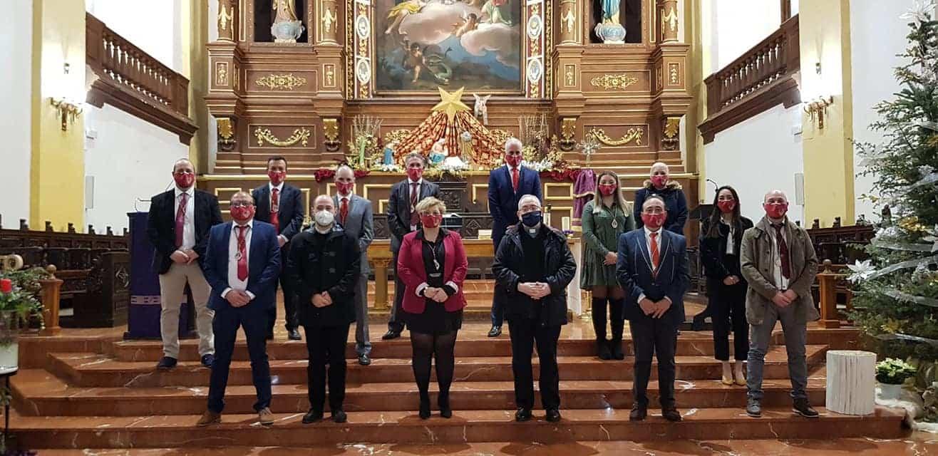 Rosa García-Navas toma posesión como nueva presidenta de la hermandad del Cristo de la Misericordia 3