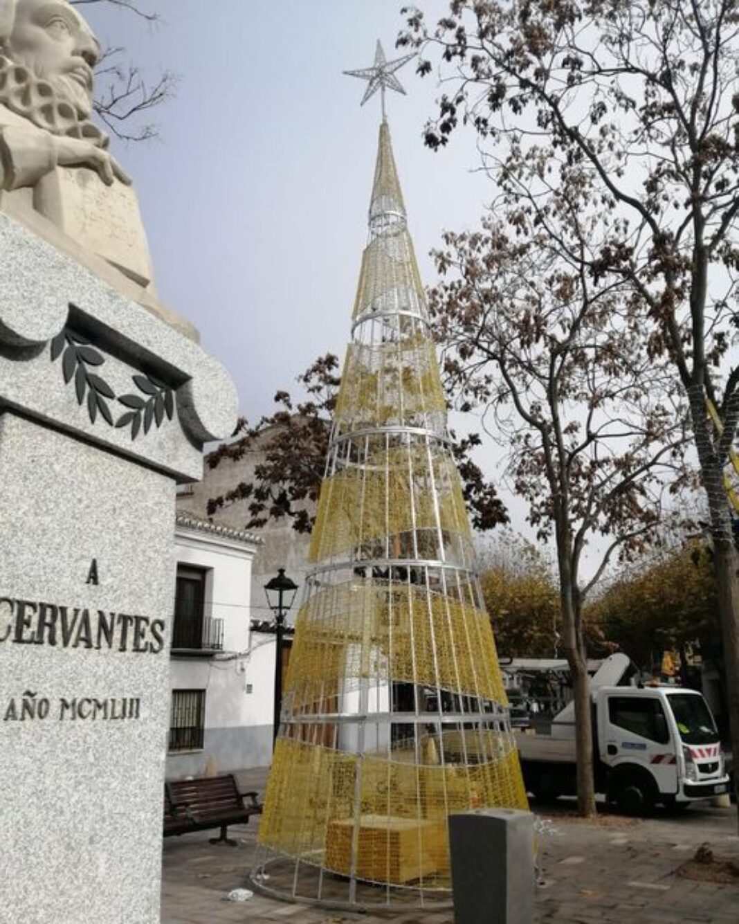 El domingo 6 de diciembre se encenderá la iluminación navideña 4