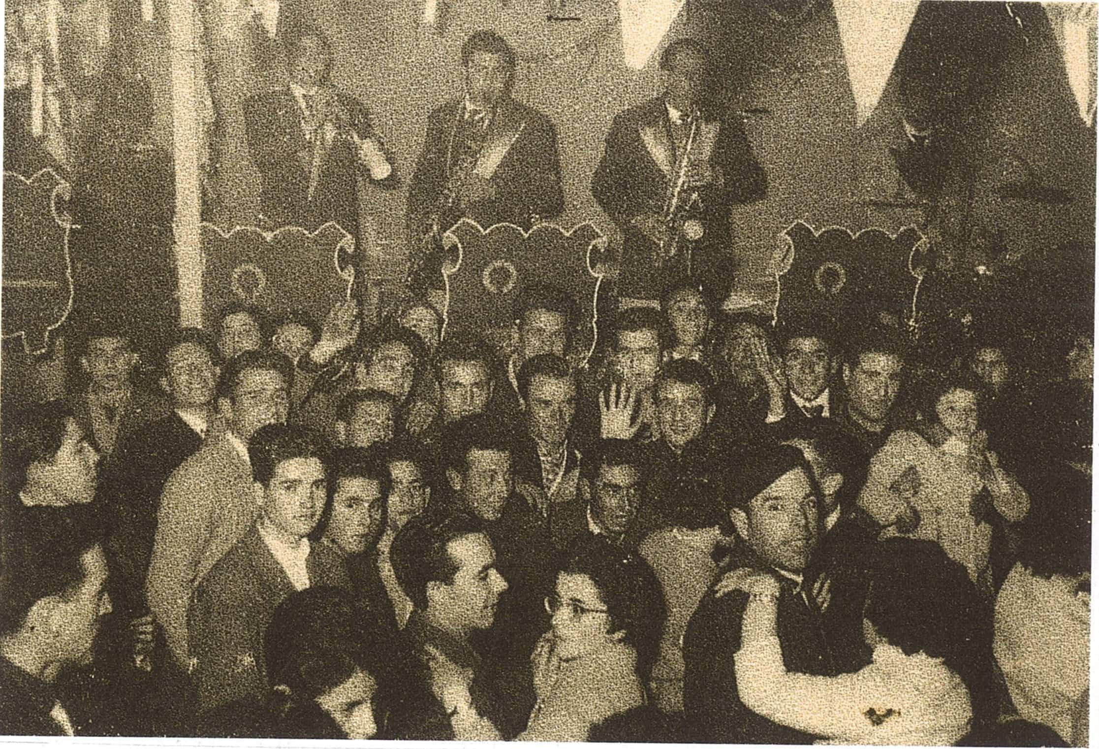 Nuevas fotografías antiguas de Herencia: Feria y la Romería 77