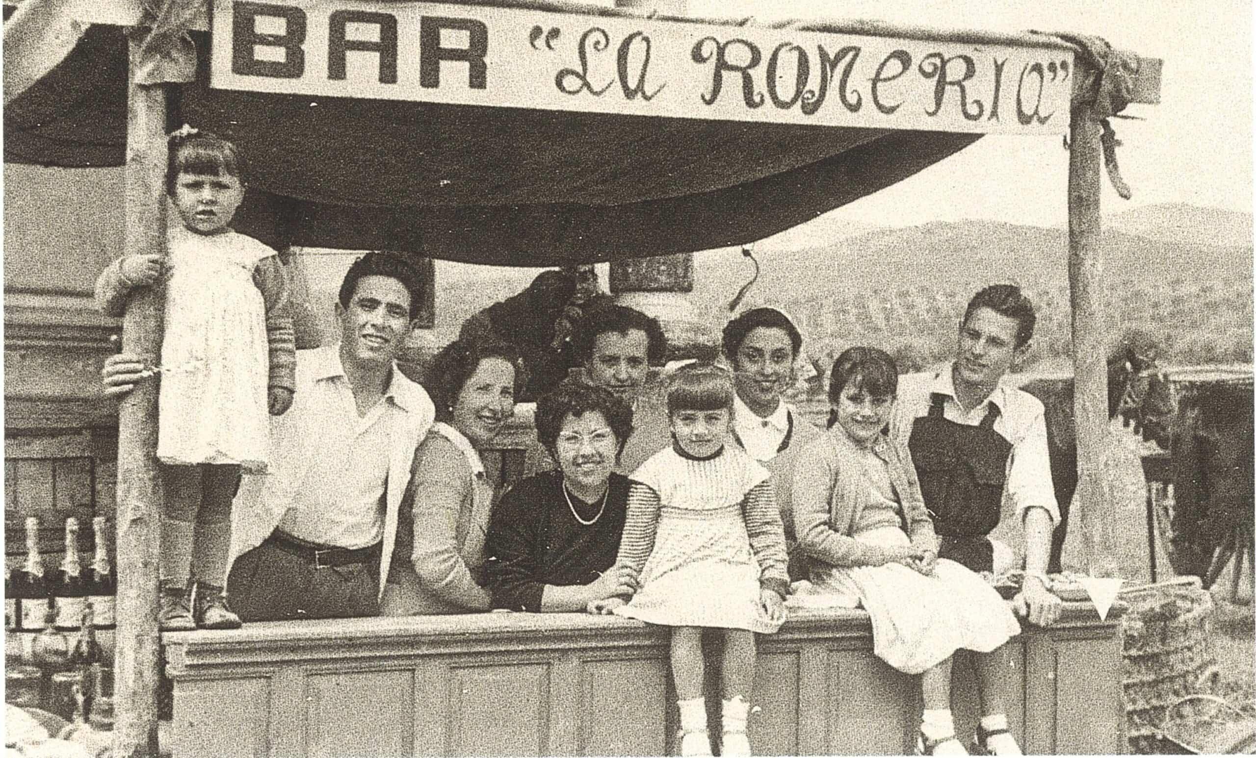 Nuevas fotografías antiguas de Herencia: Feria y la Romería 78