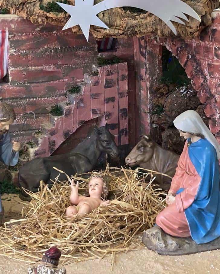 Muestra virtual de belenes de Navidad en Herencia 21