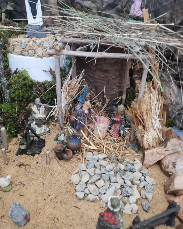 Muestra virtual de belenes de Navidad en Herencia 24