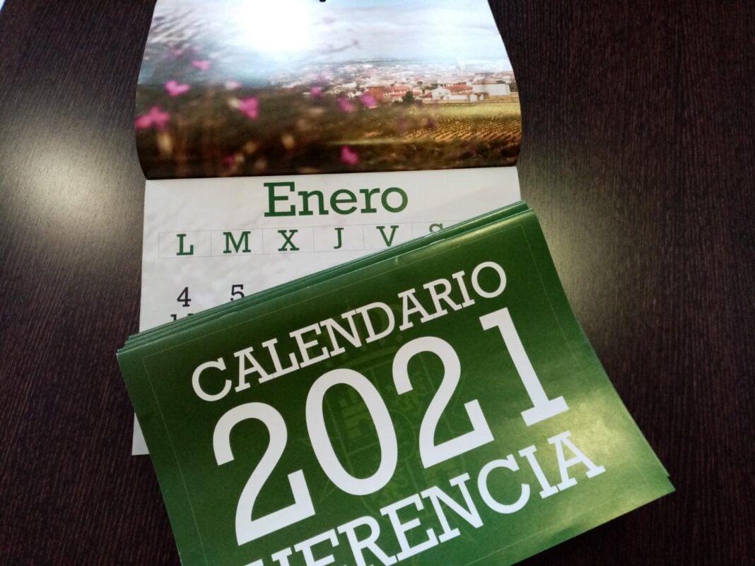 El nuevo calendario de Herencia 2021 cuenta con fotografías únicas de la localidad 1