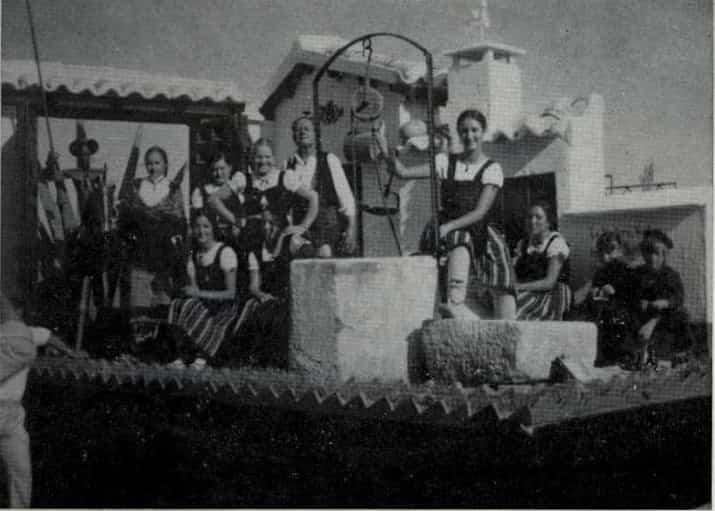 Nuevas fotografías antiguas de Herencia: Feria y la Romería 80