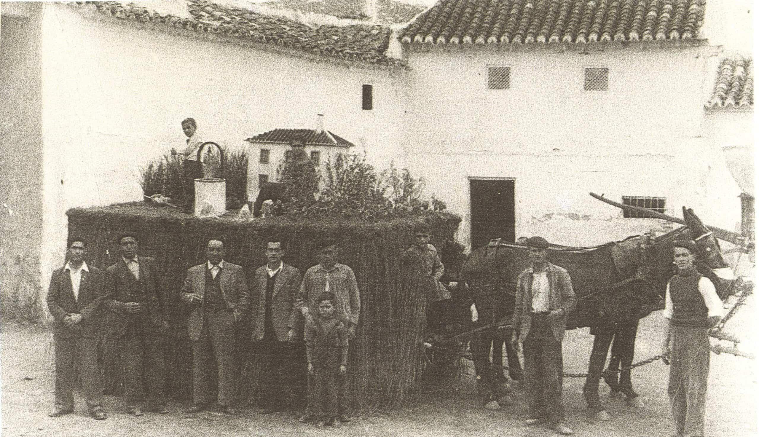 Nuevas fotografías antiguas de Herencia: Feria y la Romería 81