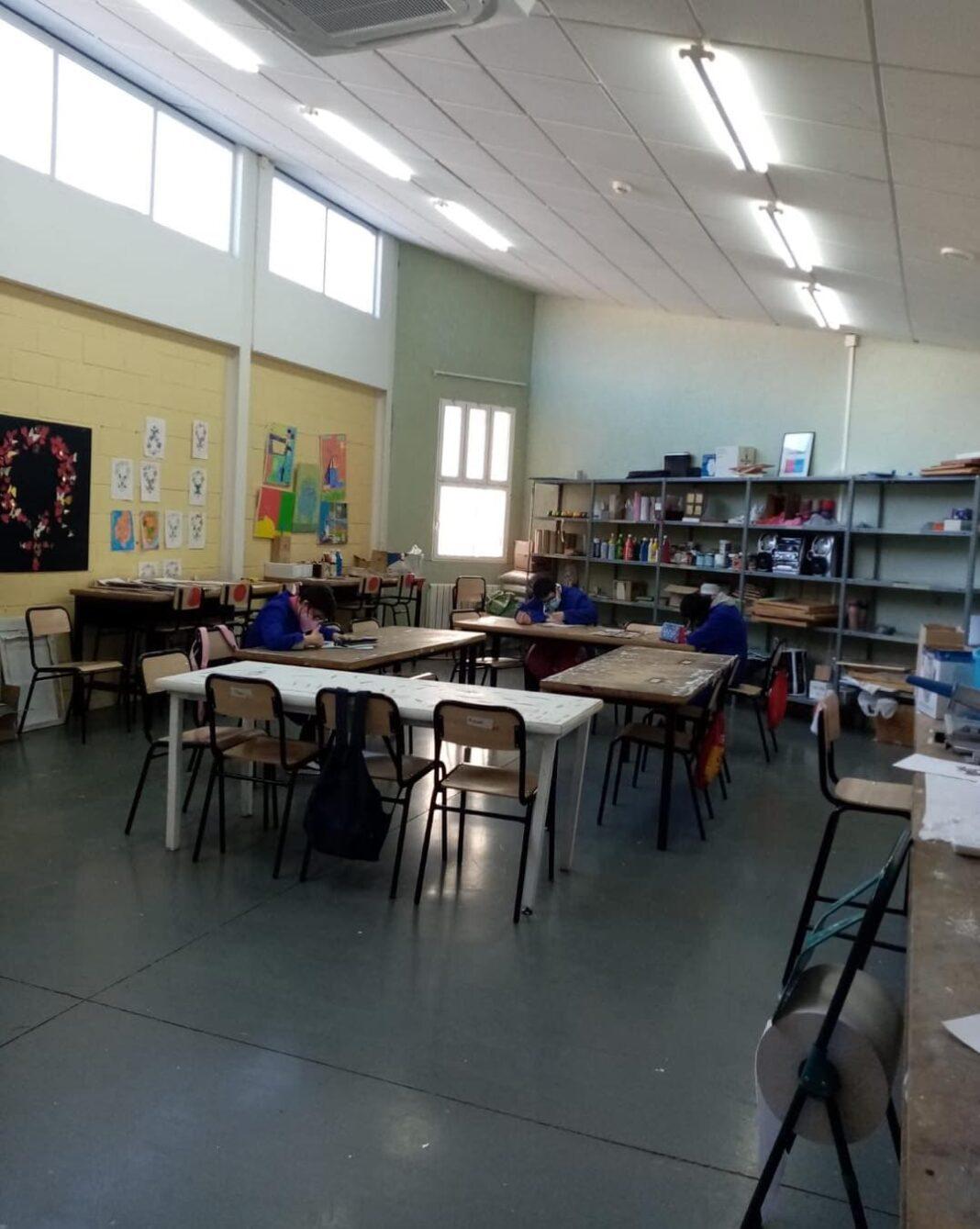 """La Navidad llegó al Centro Ocupacional y de Día """"El Picazuelo"""" en Herencia 10"""