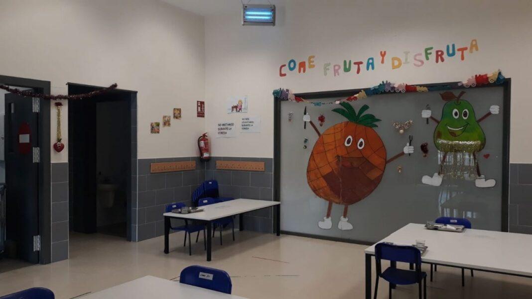 Las becas del comedor escolar continuarán durante las vacaciones de Navidad 1