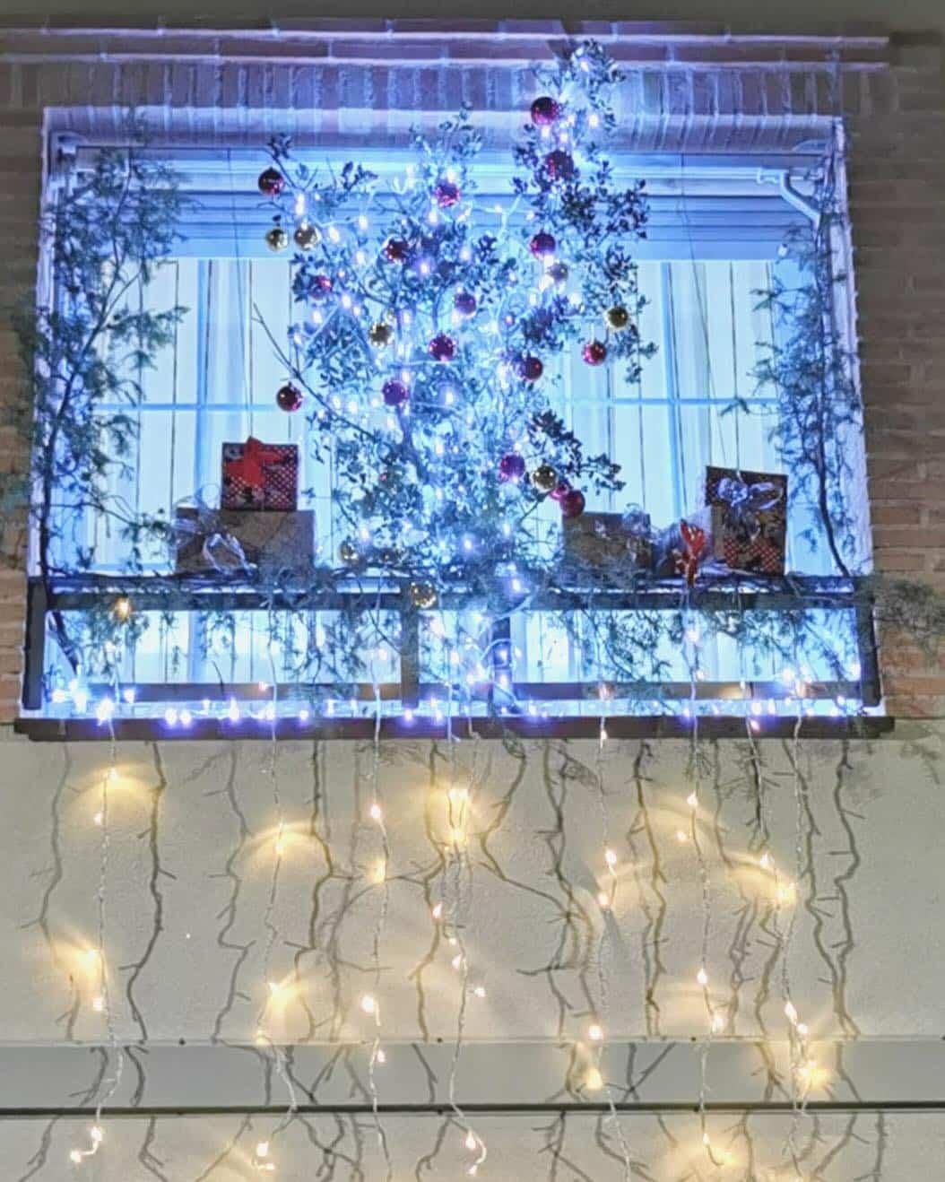 Ruta navideña del I Concurso de decoración de balcones y ventanas 5