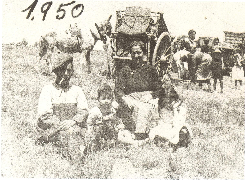 Nuevas fotografías antiguas de Herencia: Feria y la Romería 82