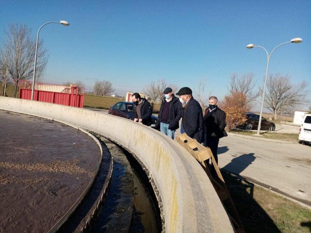 Mejora de la eficiencia energética en la depuración de aguas residuales en Herencia 7