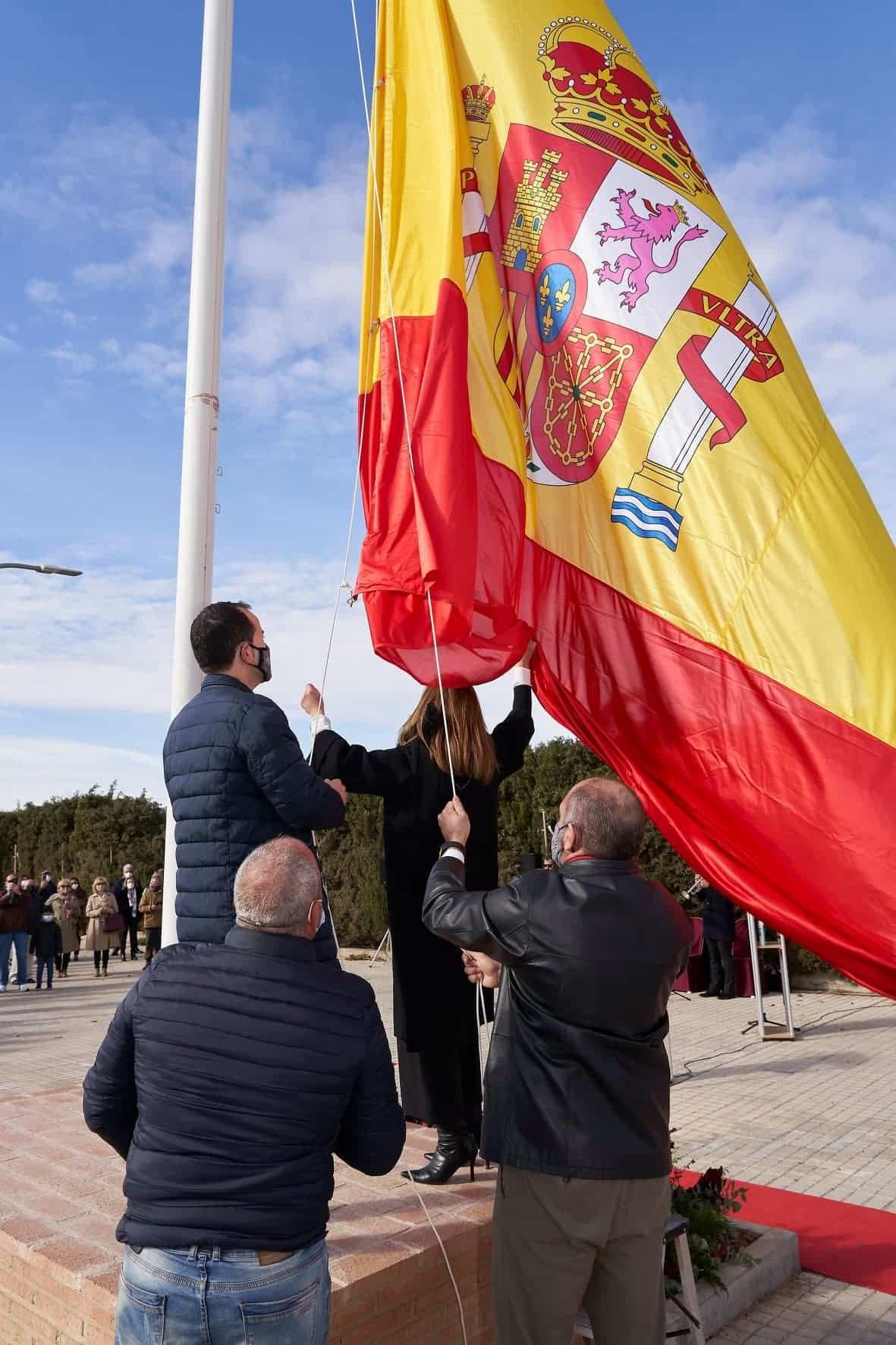 Herencia celebra el 42º Aniversario de la Constitución Española 21