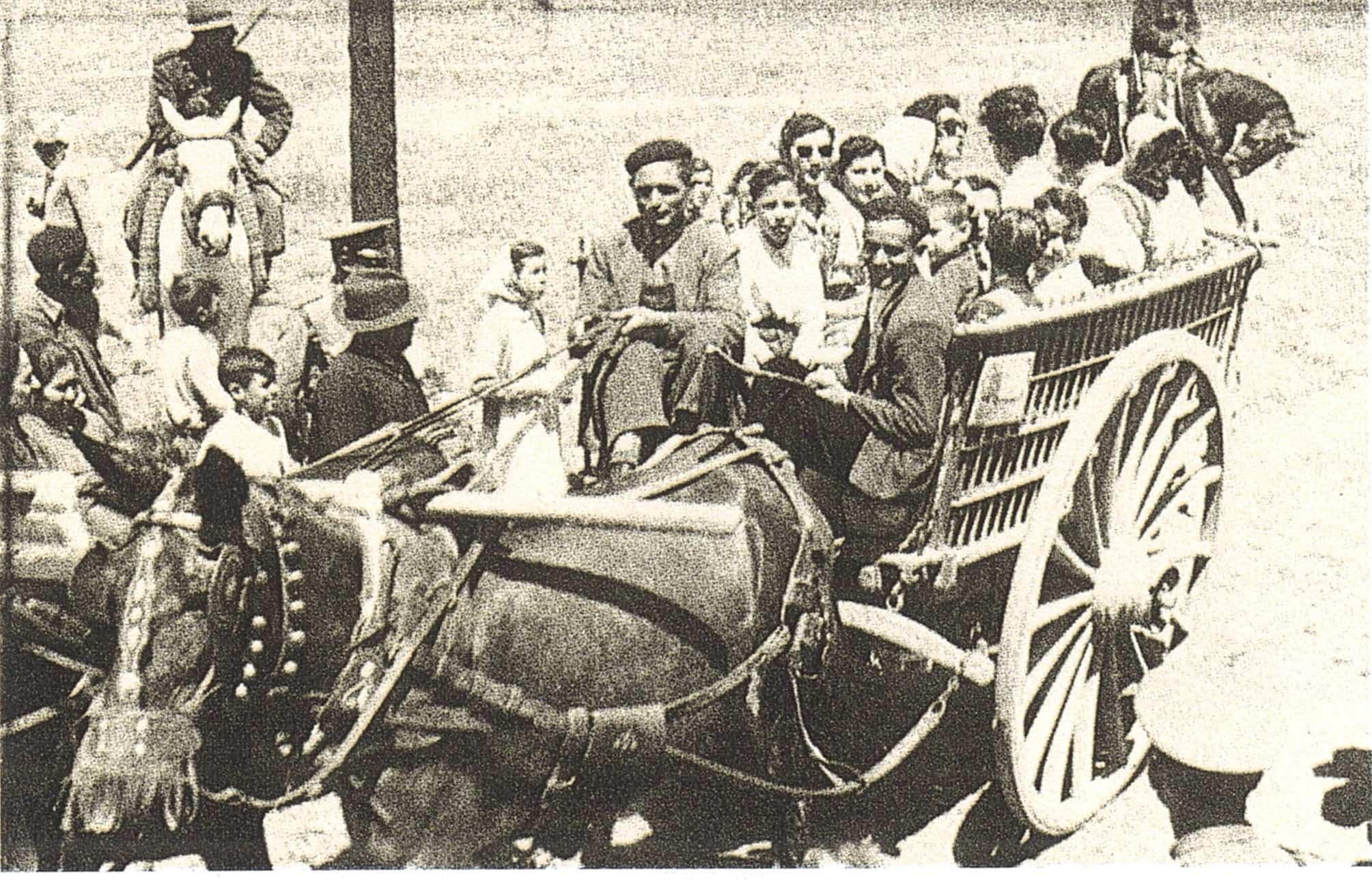 Nuevas fotografías antiguas de Herencia: Feria y la Romería 84