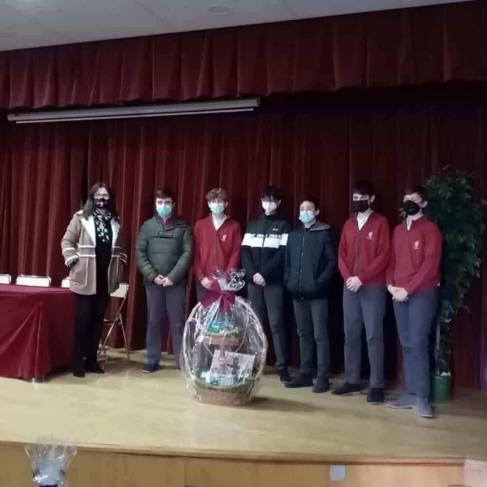 Entrega del Premio al Concurso de Cortos con motivo del Día de la Discapacidad 5