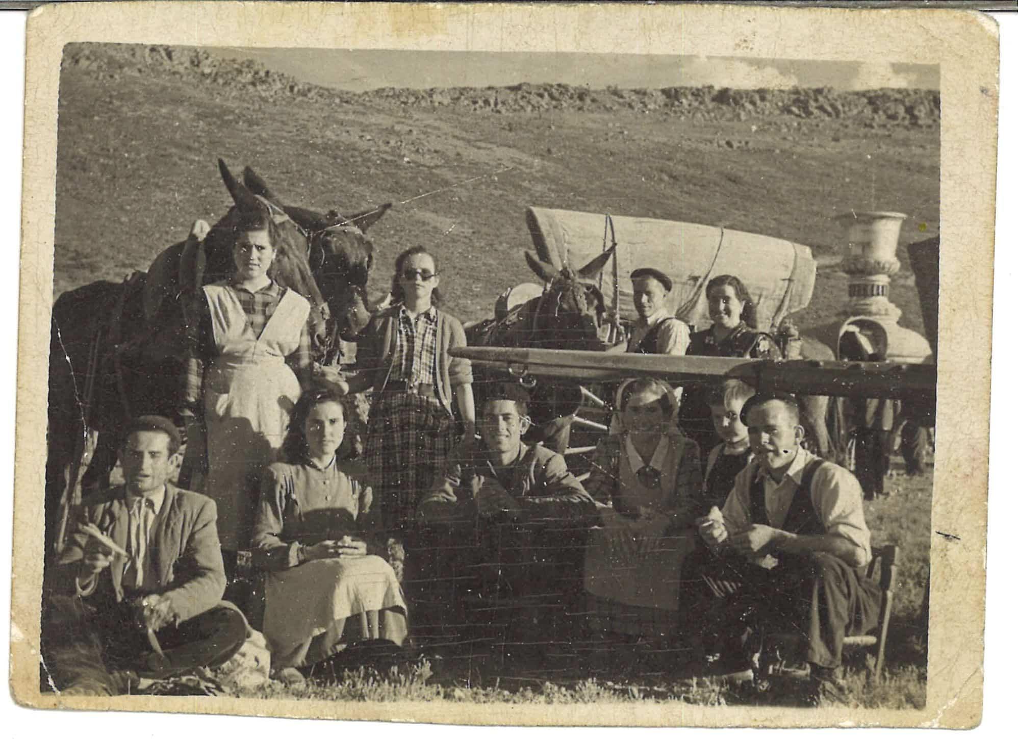 Nuevas fotografías antiguas de Herencia: Feria y la Romería 87
