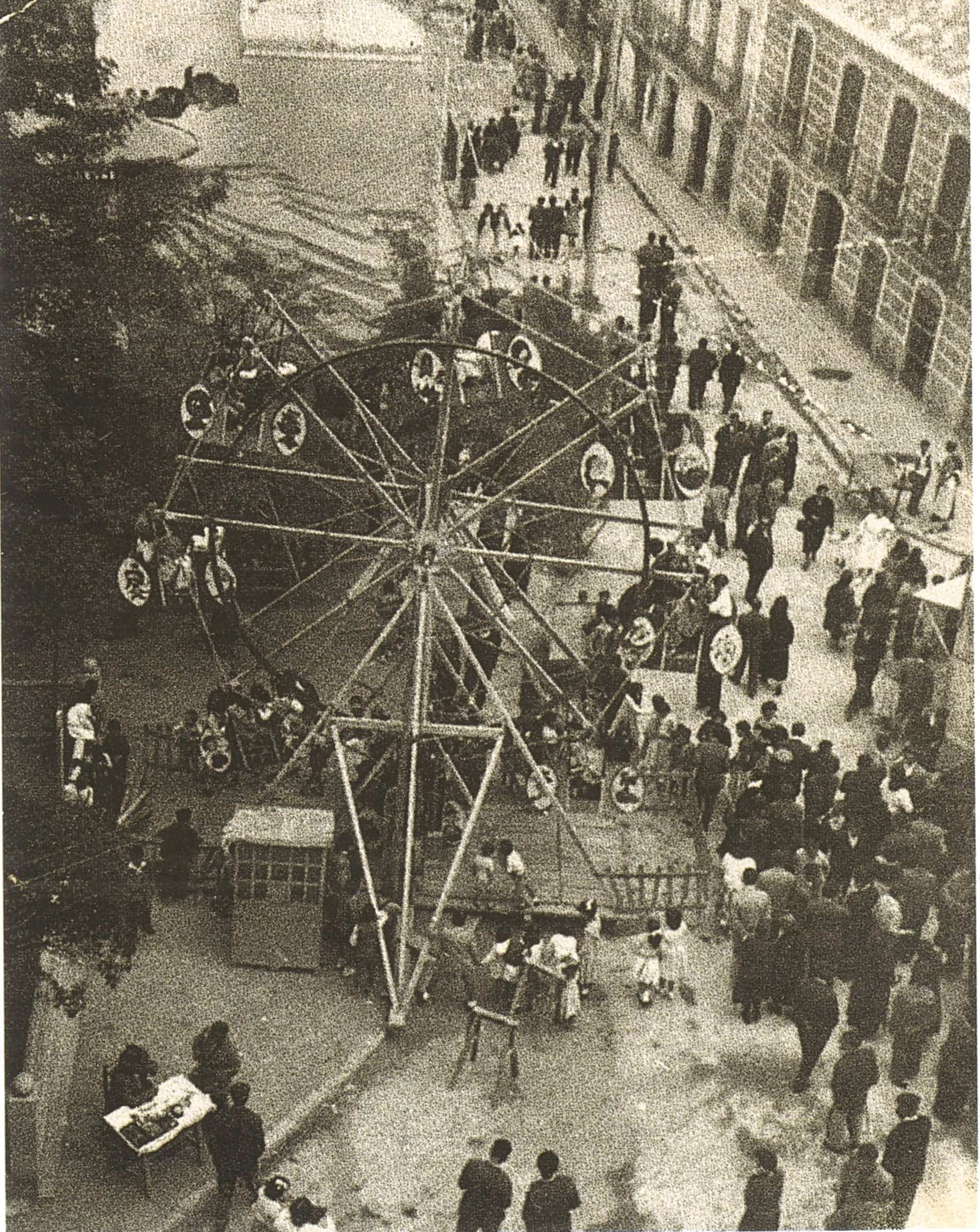 Nuevas fotografías antiguas de Herencia: Feria y la Romería 89