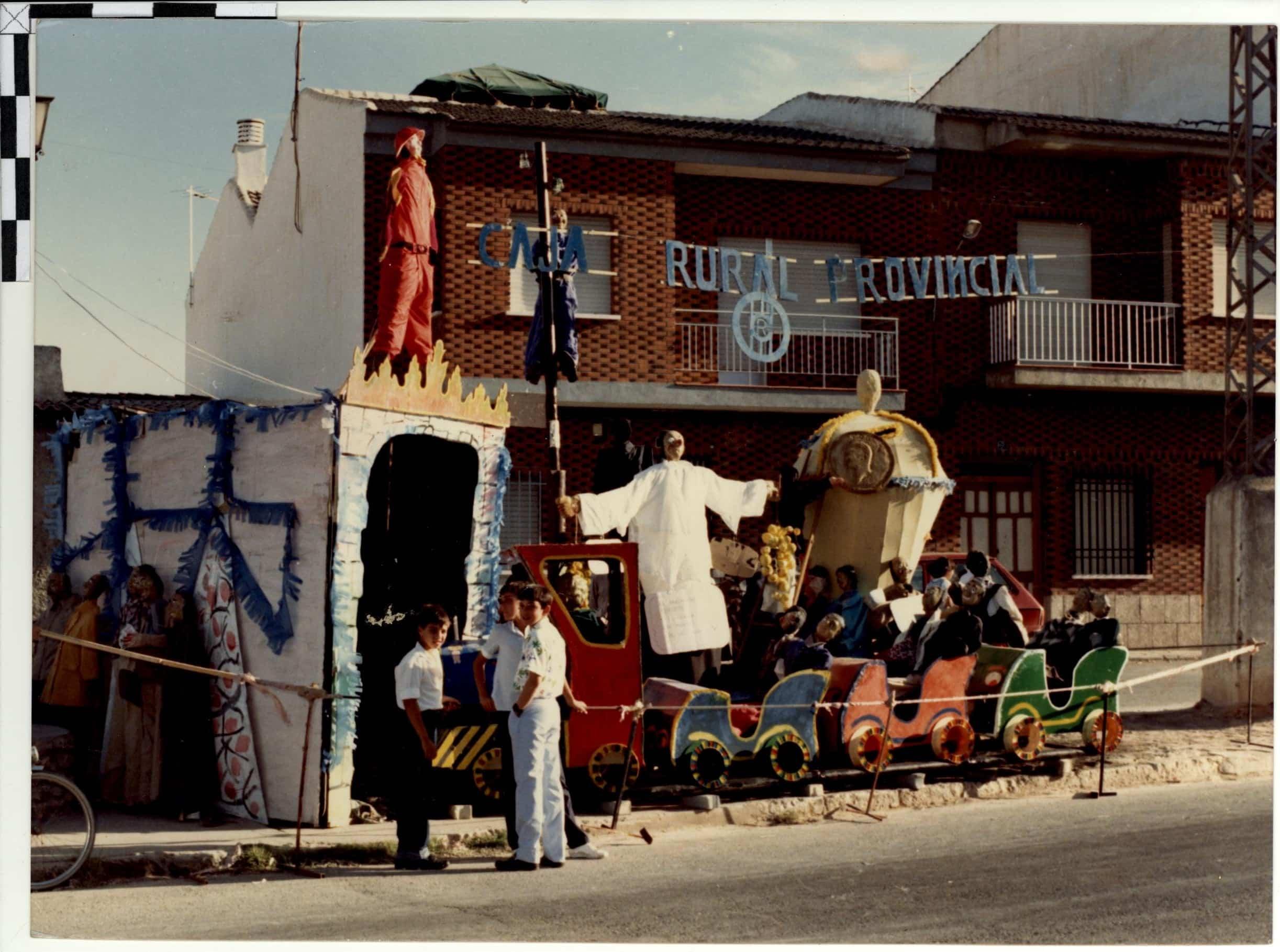 Nuevas fotografías antiguas de Herencia: Feria y la Romería 90