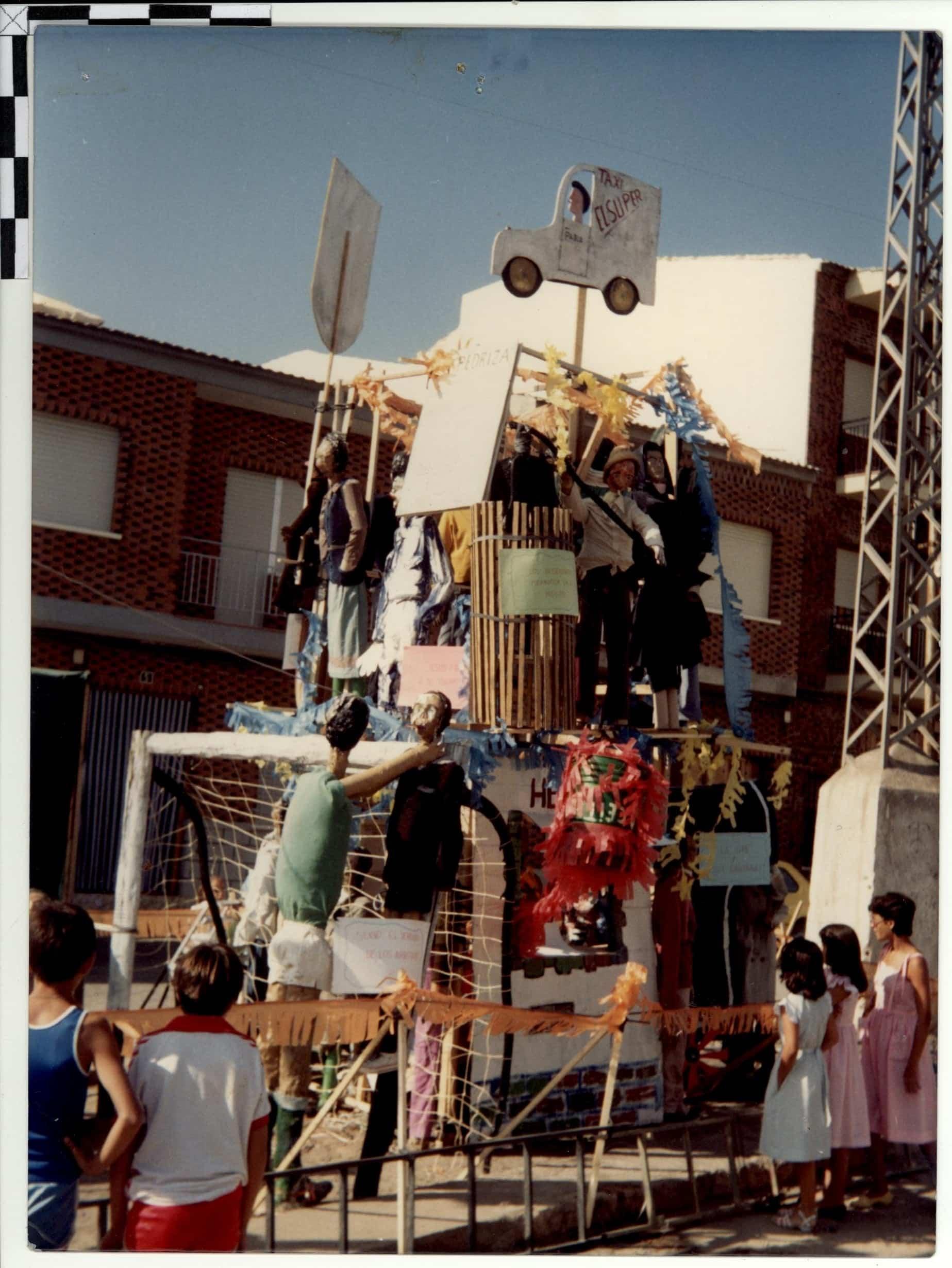 Nuevas fotografías antiguas de Herencia: Feria y la Romería 91