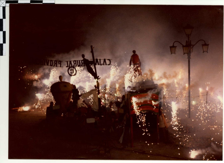 Nuevas fotografías antiguas de Herencia: Feria y la Romería 92