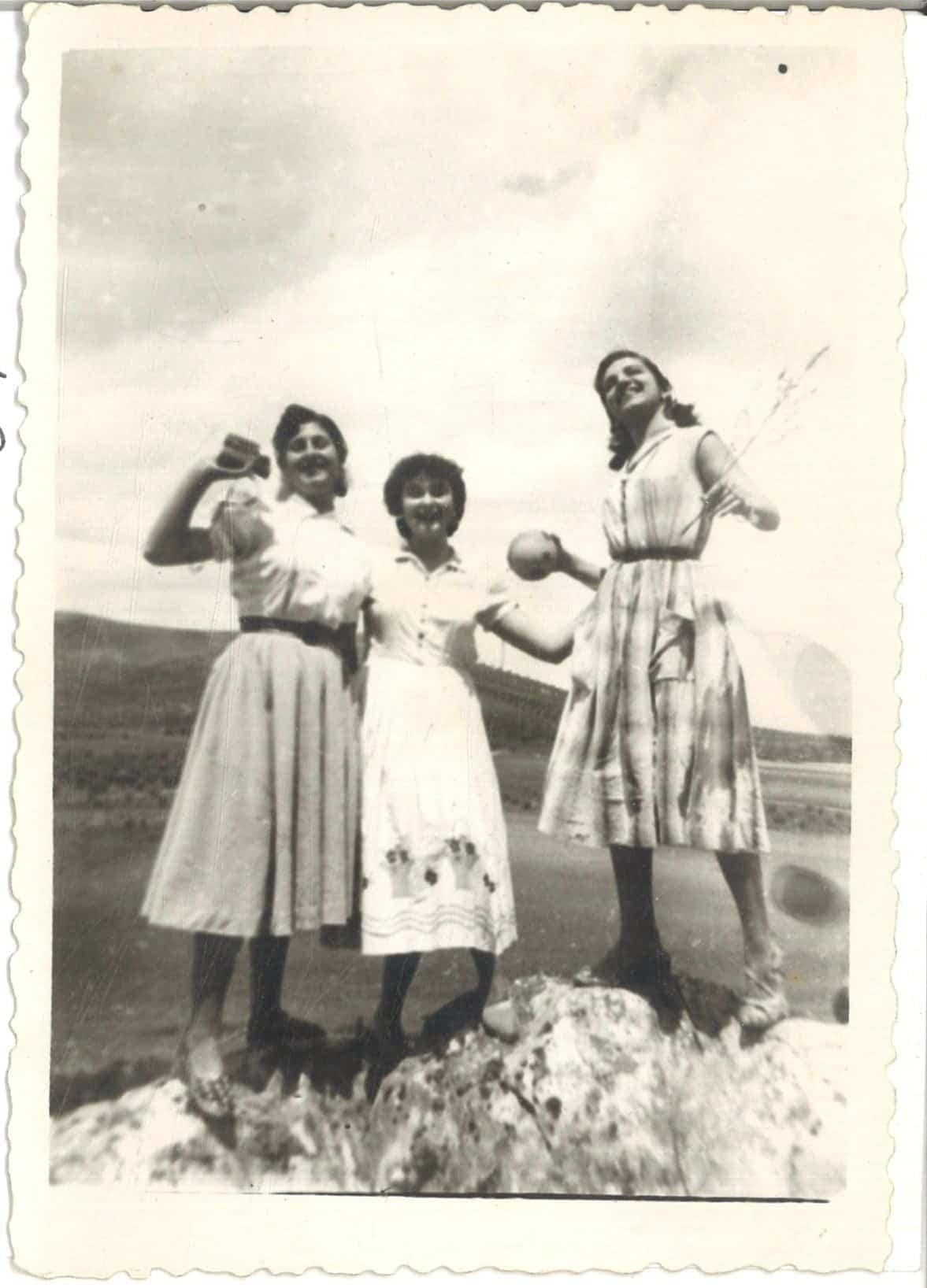 Nuevas fotografías antiguas de Herencia: Feria y la Romería 95