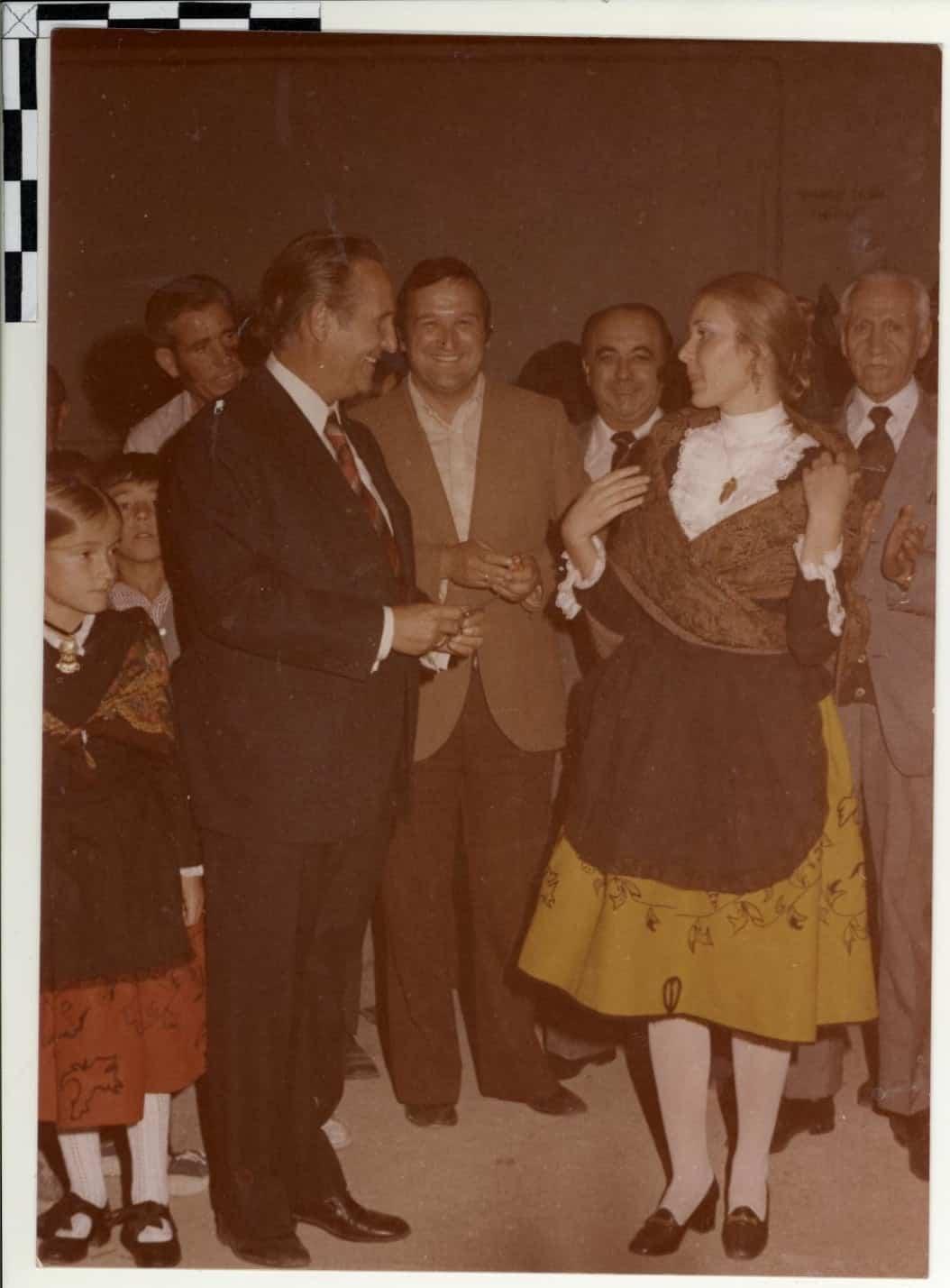 Nuevas fotografías antiguas de Herencia: Feria y la Romería 97