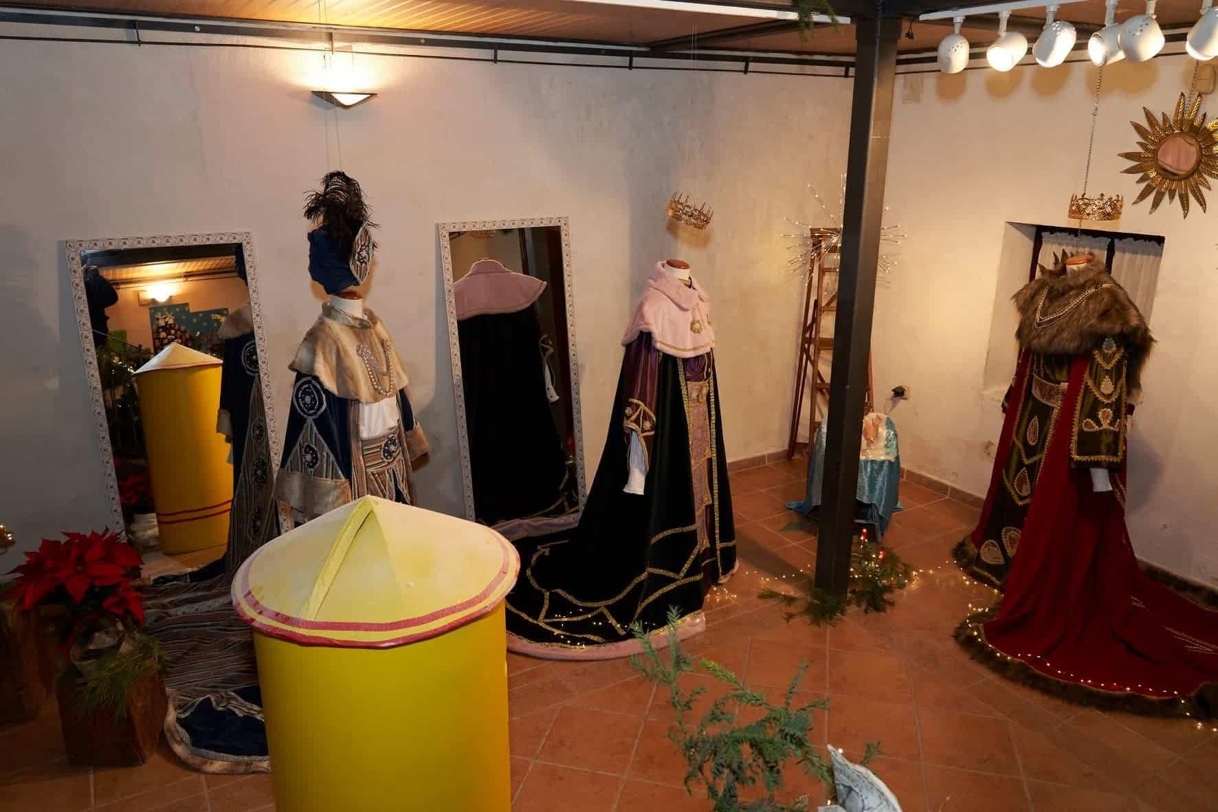 Inaugurada la Casita de la Navidad en la Sala de Exposiciones Agustín Úbeda 25