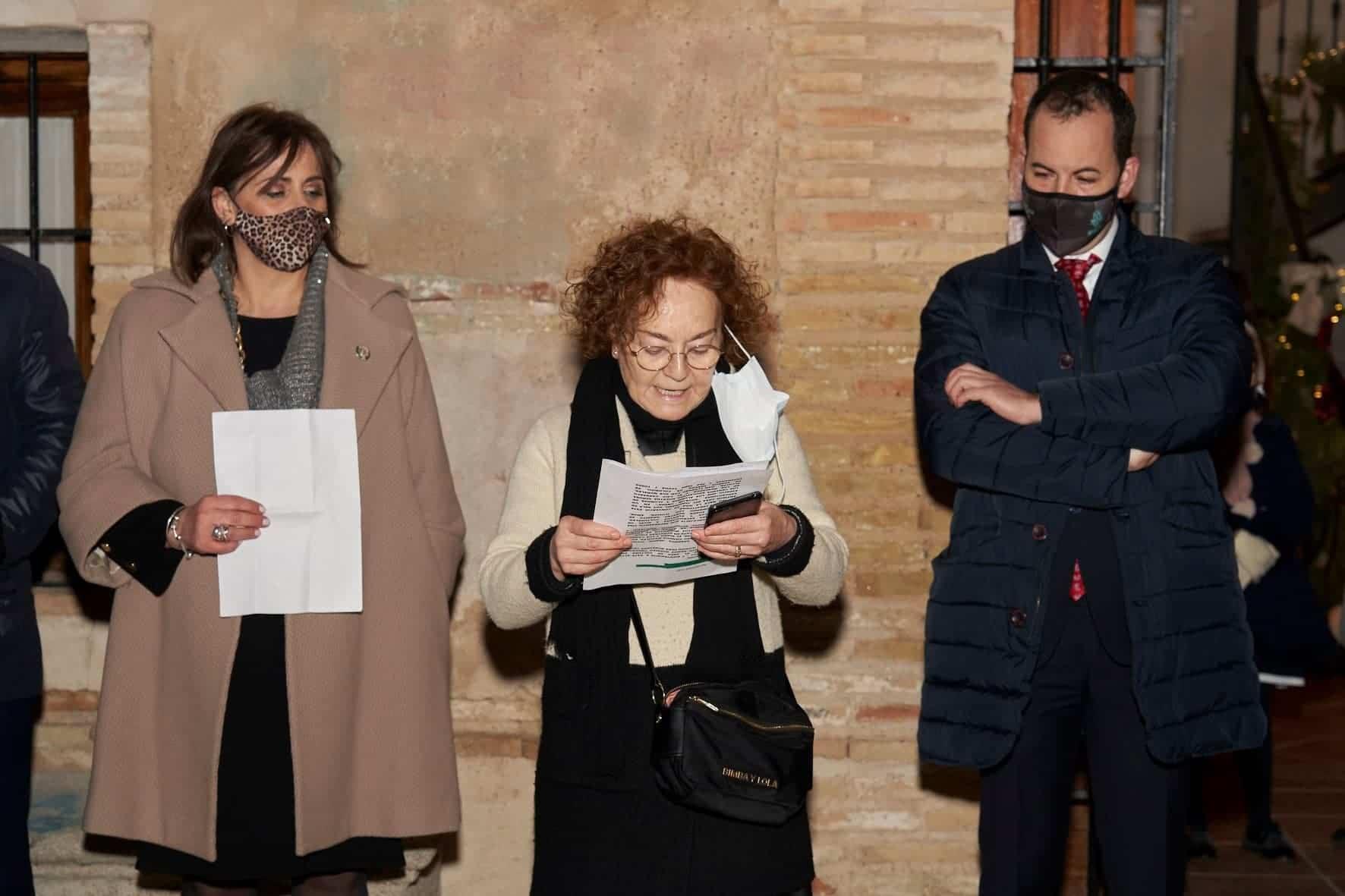 Inaugurada la Casita de la Navidad en la Sala de Exposiciones Agustín Úbeda 27