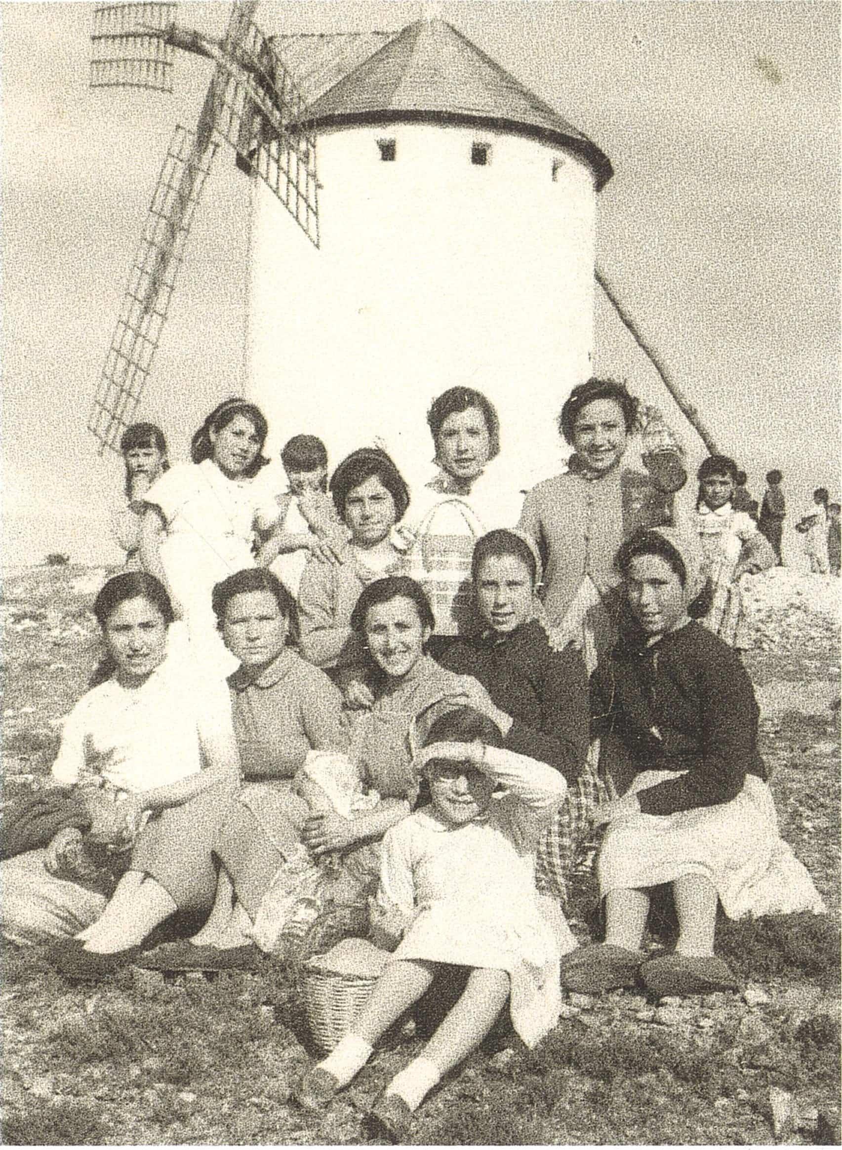 Nuevas fotografías antiguas de Herencia: Feria y la Romería 100
