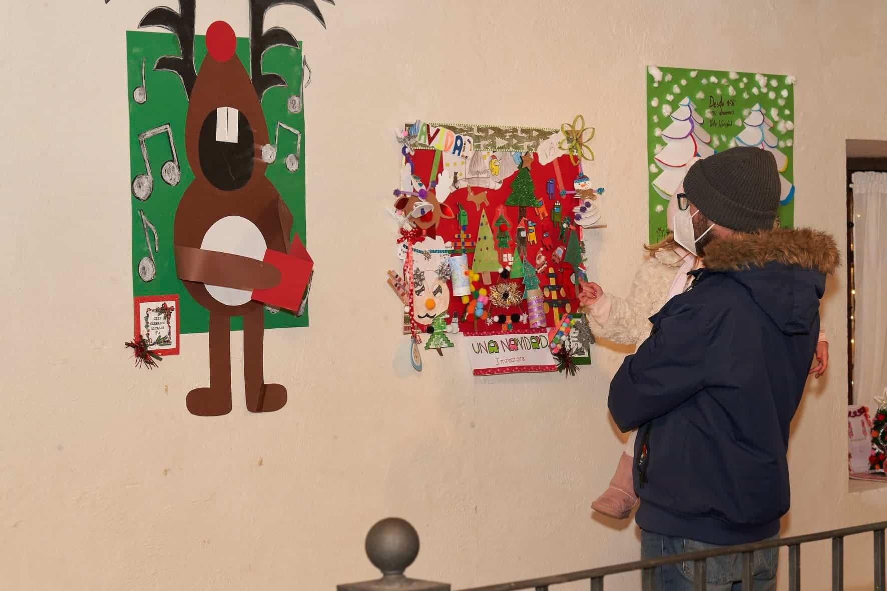Inaugurada la Casita de la Navidad en la Sala de Exposiciones Agustín Úbeda 29