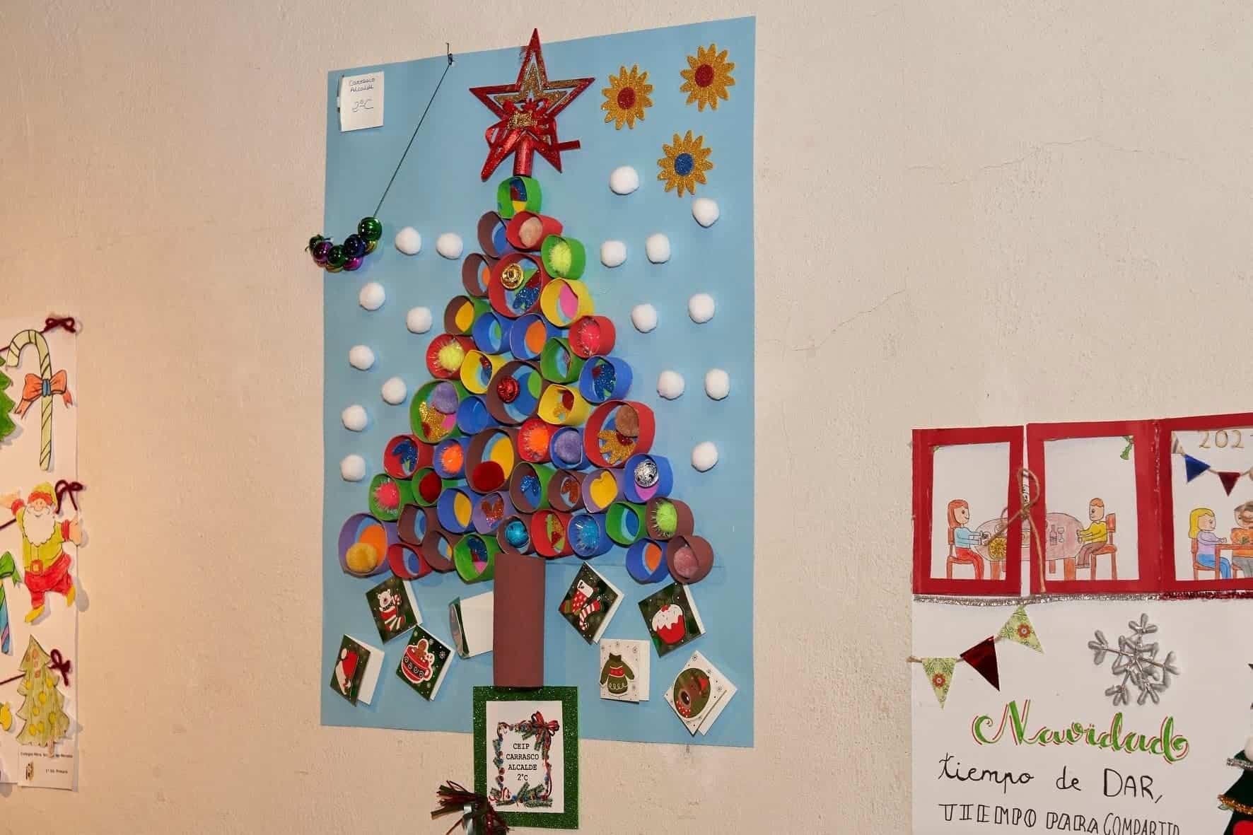 Inaugurada la Casita de la Navidad en la Sala de Exposiciones Agustín Úbeda 30