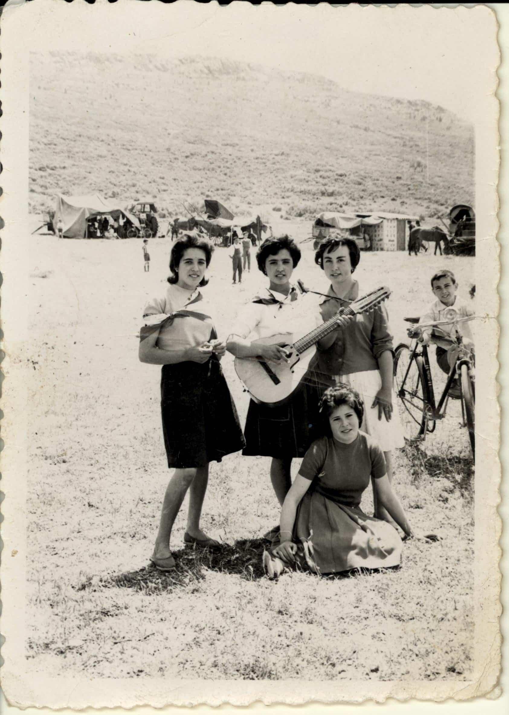 Nuevas fotografías antiguas de Herencia: Feria y la Romería 101