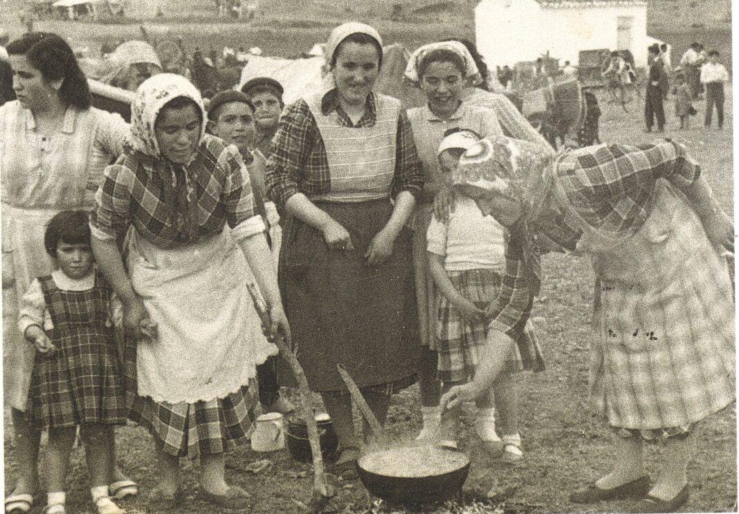 Nuevas fotografías antiguas de Herencia: Feria y la Romería 115