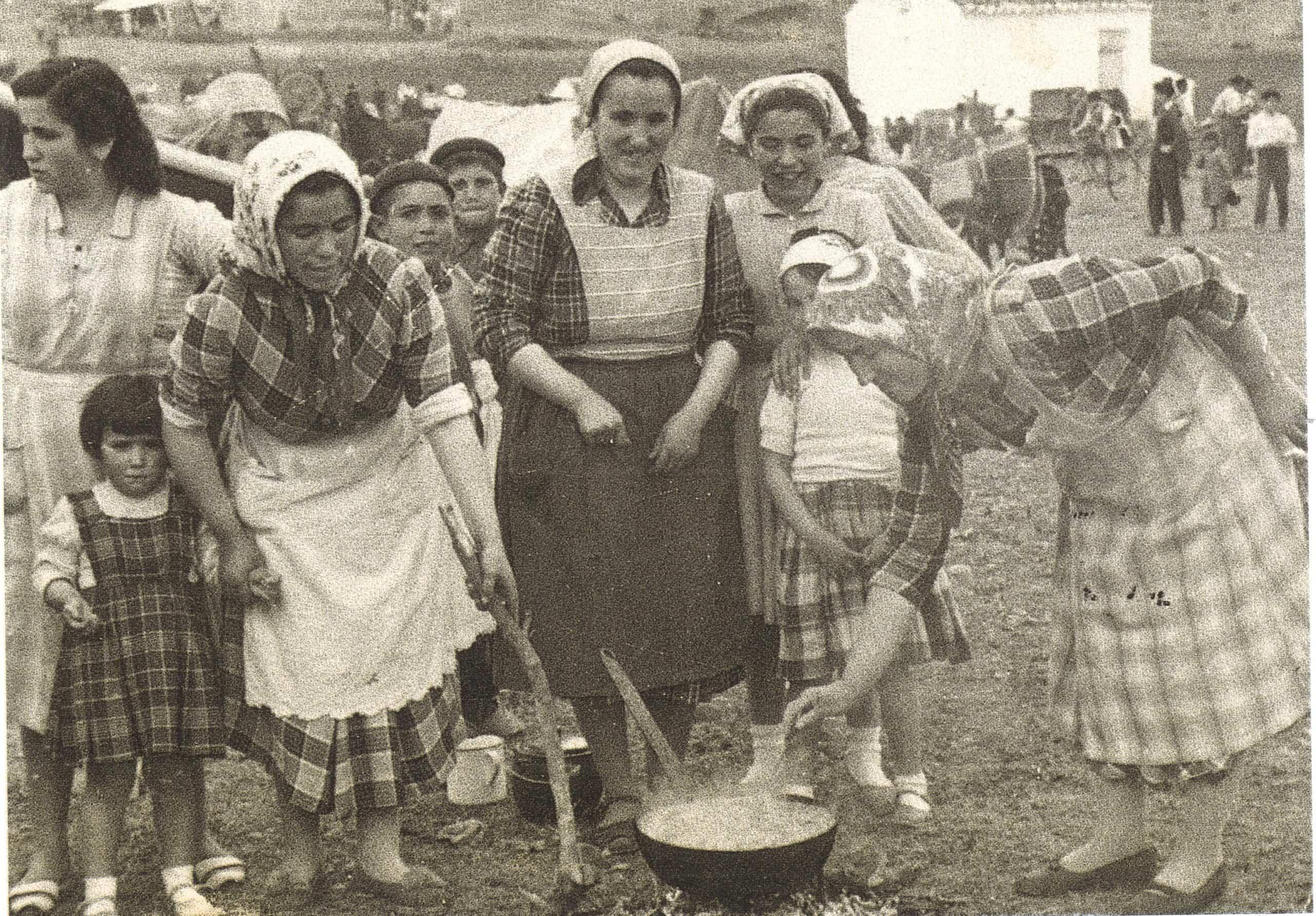 Nuevas fotografías antiguas de Herencia: Feria y la Romería 102