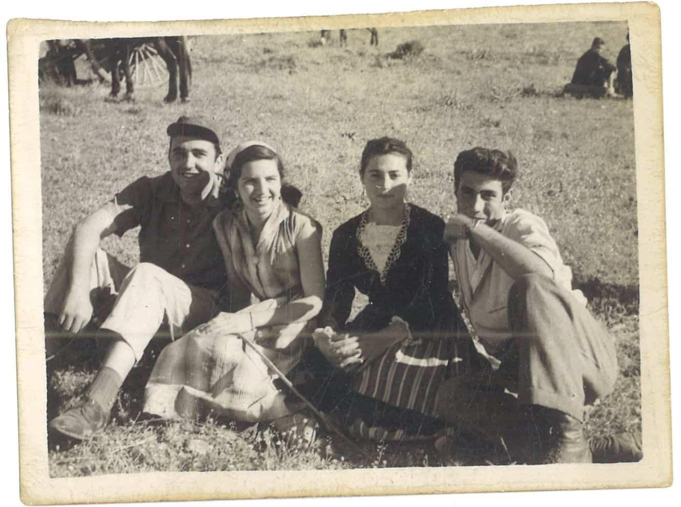 Nuevas fotografías antiguas de Herencia: Feria y la Romería 103