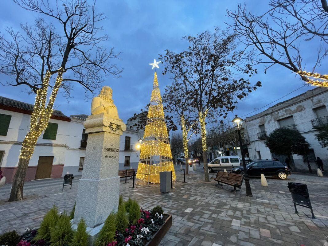 El alcalde de Herencia felicita las navidades a sus vecinos 1