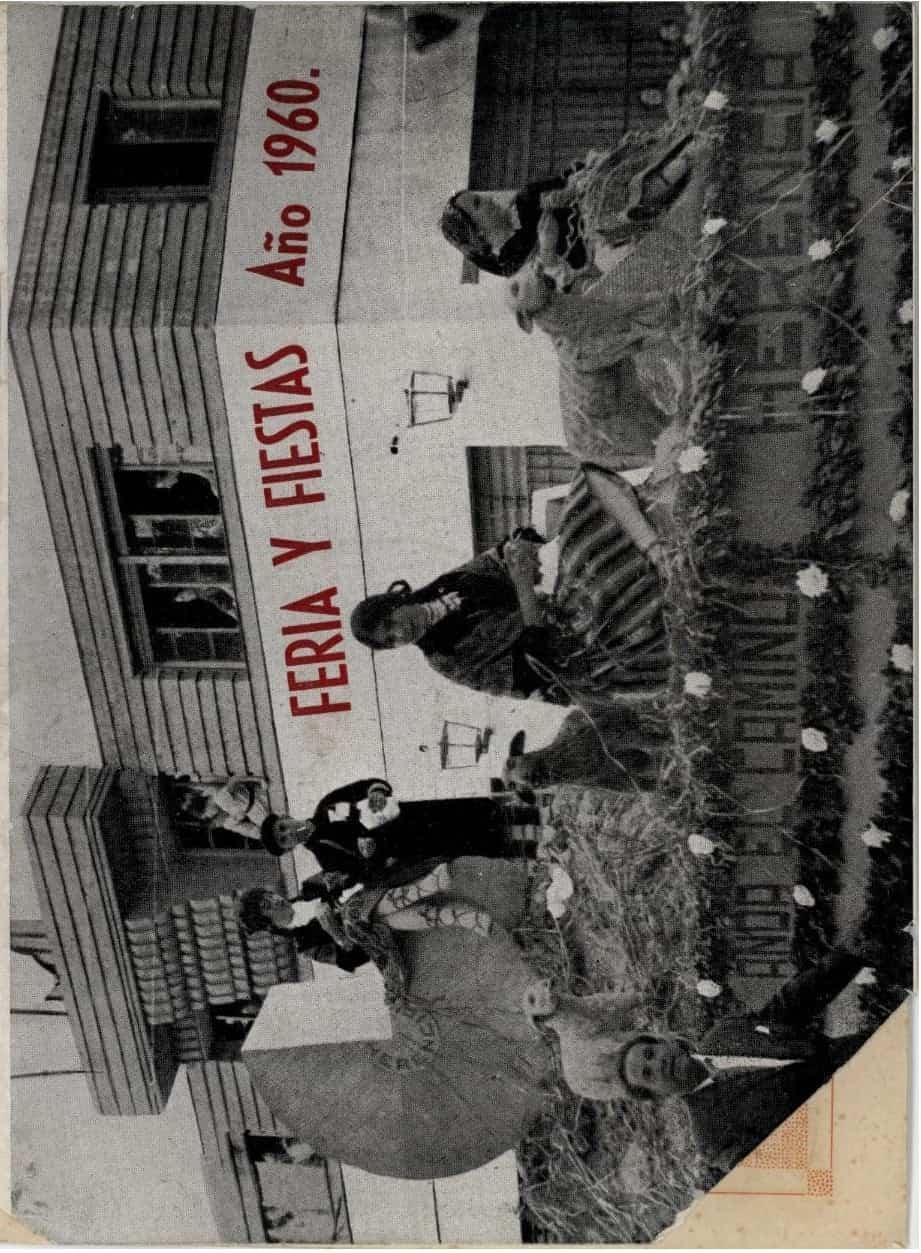 Nuevas fotografías antiguas de Herencia: Feria y la Romería 104
