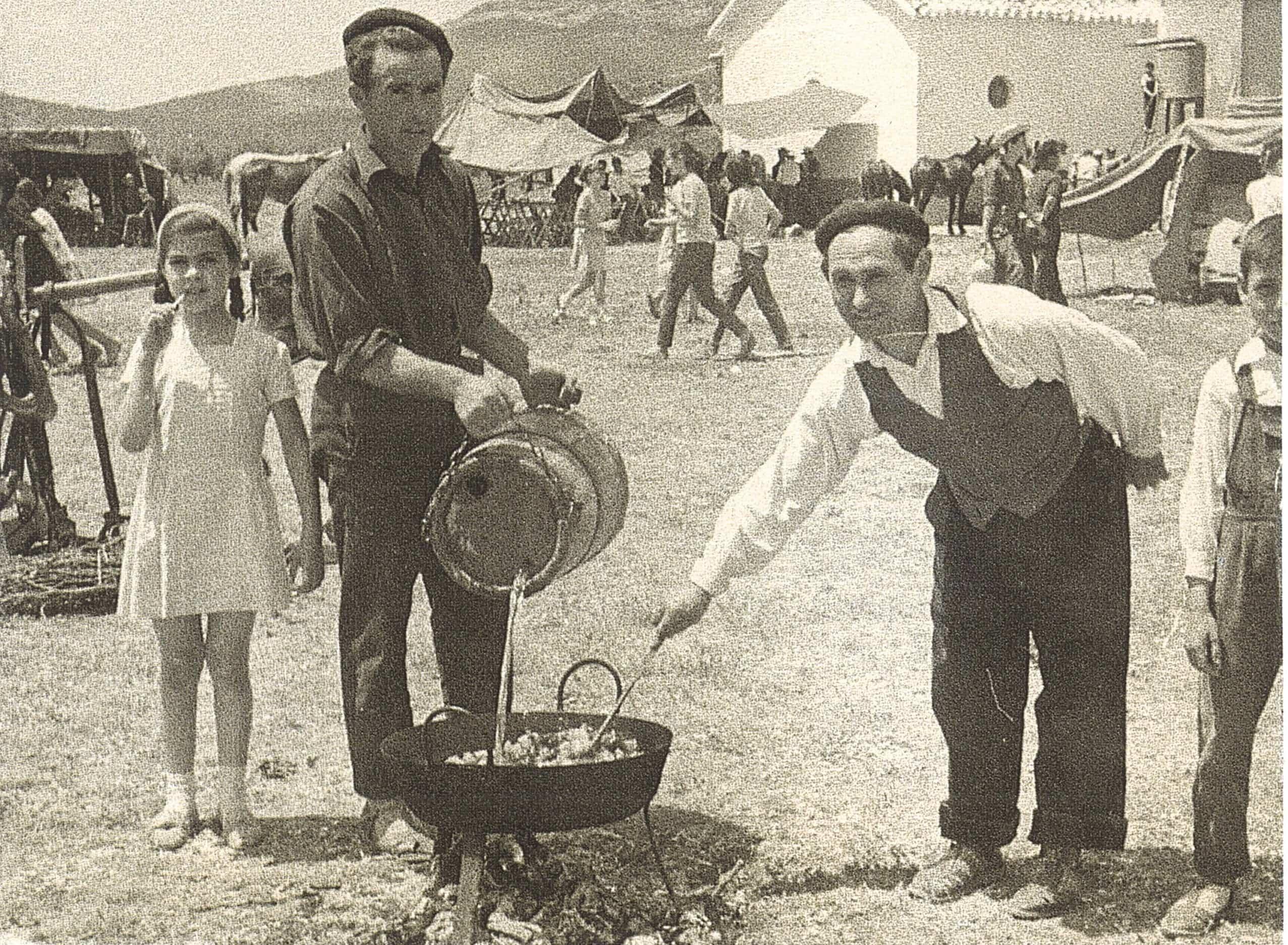 Nuevas fotografías antiguas de Herencia: Feria y la Romería 105