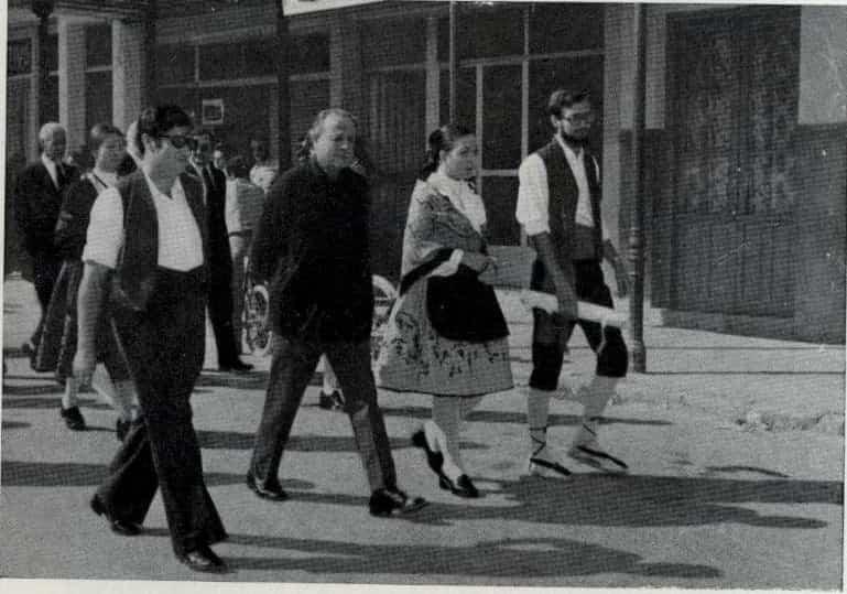 Nuevas fotografías antiguas de Herencia: Feria y la Romería 106