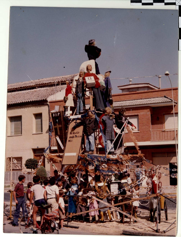 Nuevas fotografías antiguas de Herencia: Feria y la Romería 109