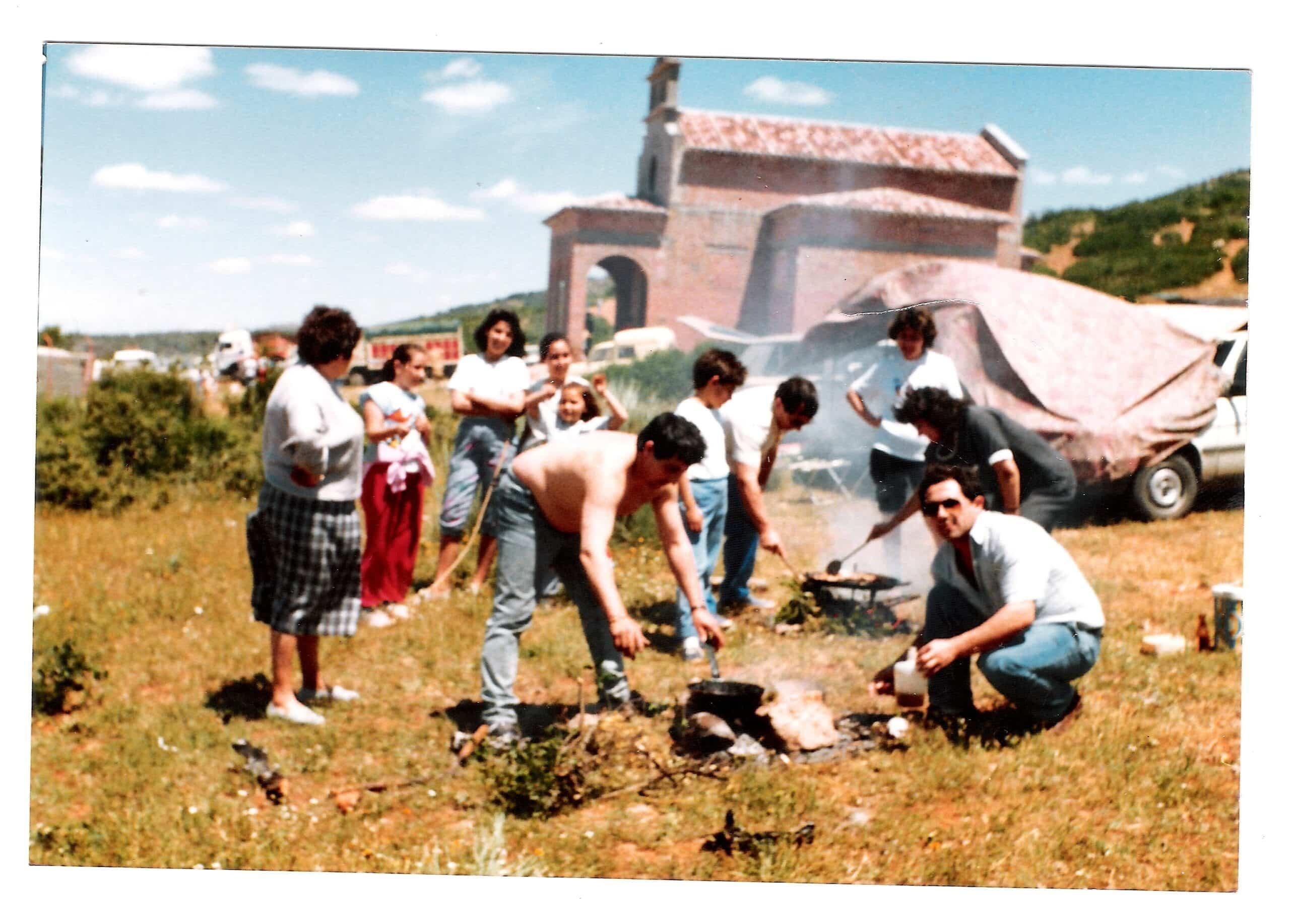 Nuevas fotografías antiguas de Herencia: Feria y la Romería 112