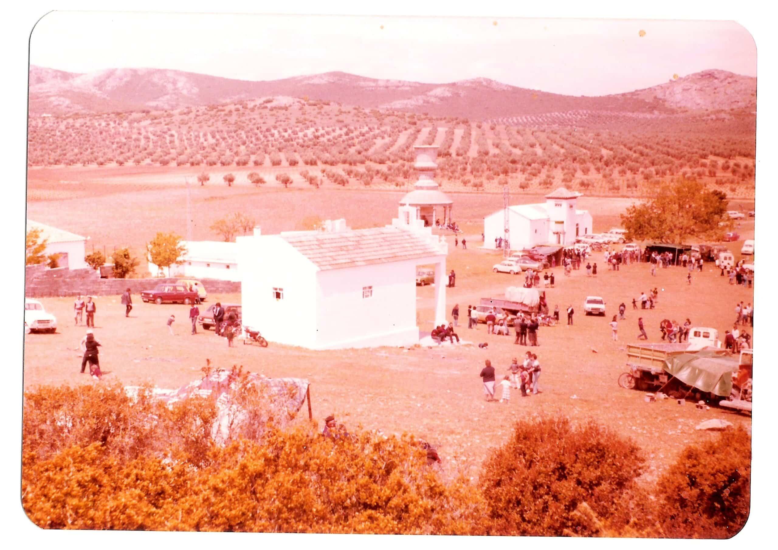 Nuevas fotografías antiguas de Herencia: Feria y la Romería 113