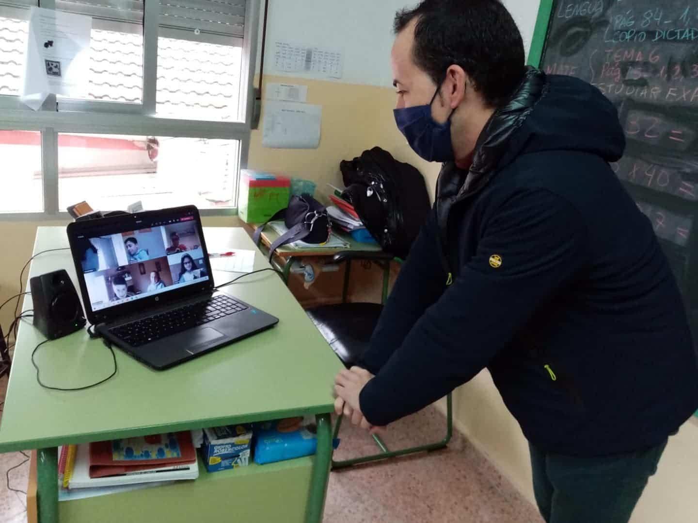 Visita a los colegios por el 42ª Aniversario de la Constitución Española 7